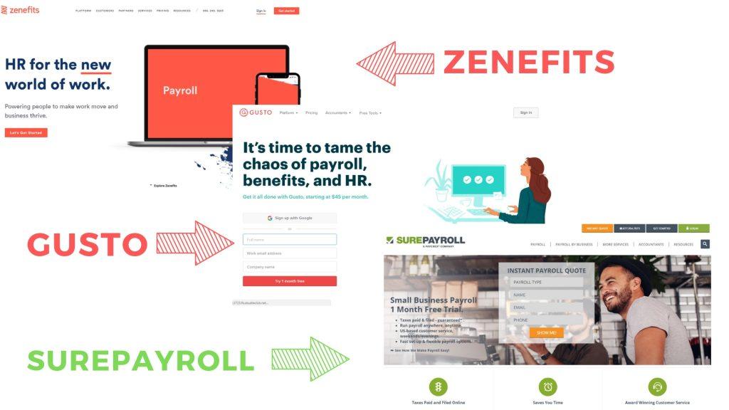 payroll management tool