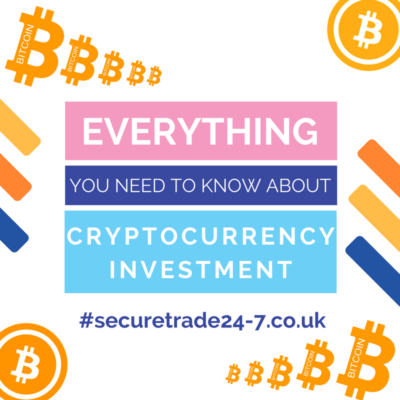 EVERYTHING YOU NEED TO KNOW ABOUT CRYPTOCURRENCY INVESTMENT