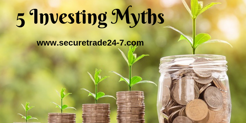 The 5 Biggest Investing Myths