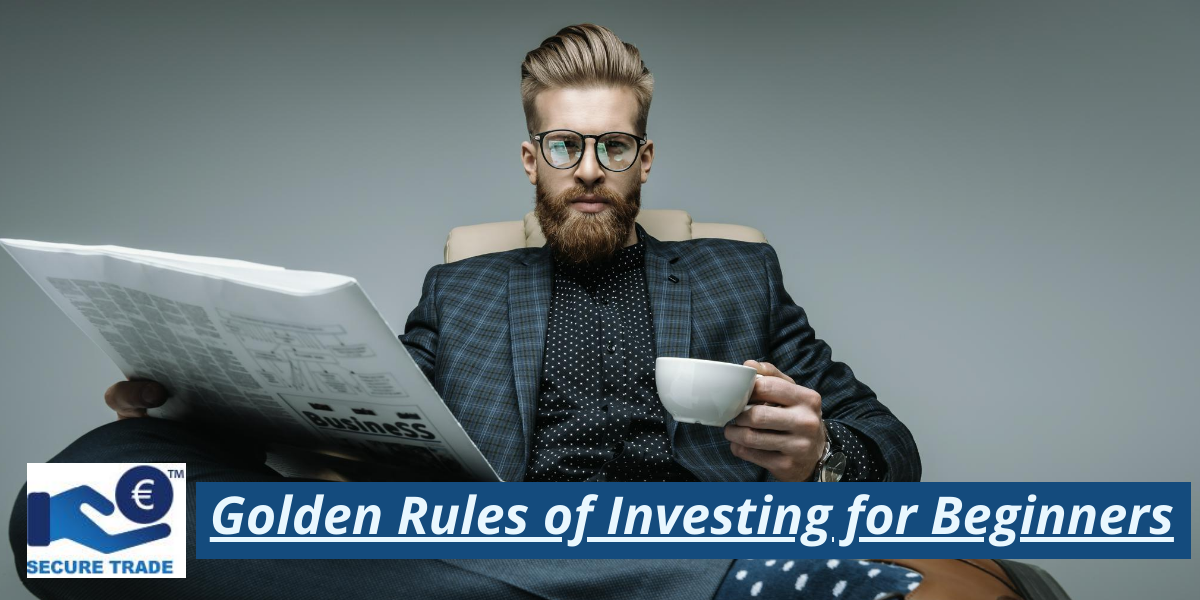 Golden Rules of Investing for Beginners