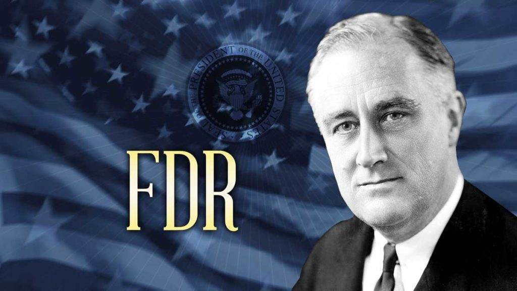 FDR nominated for an unprecedented third term
